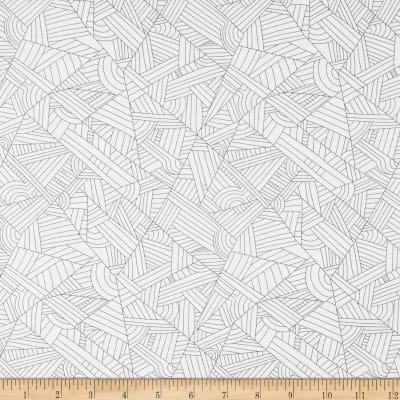 Andover Mosaic Lines Etch