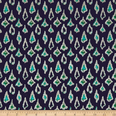 Lacefield Designs Global Market Ikat Dot Exclusive Emerald