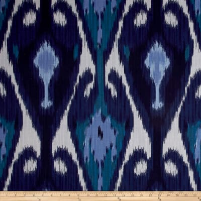 Lacefield Designs Global Market Uzbek Exclusive Indigo