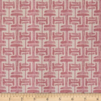 Lacefield Designs Watercolor Fret Exclusive Blush