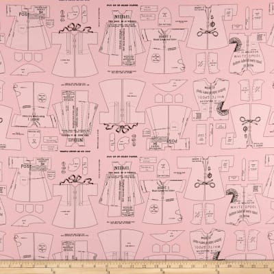 Paperdoll Clothes Pink