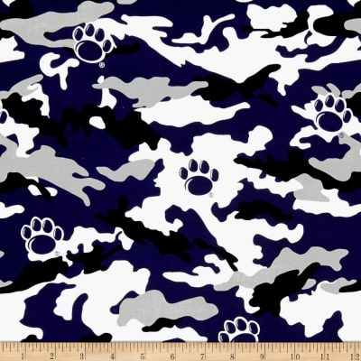NCAA Penn State Camouflage Blue