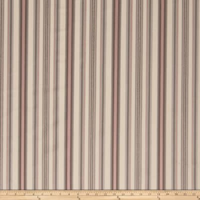 Fabricut Foxwood Stripe Cherry Blossom