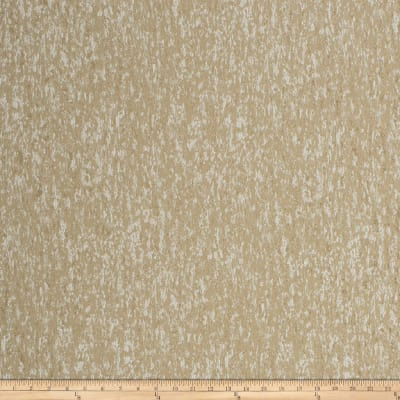 Fabricut Metalloide Faux Silk Blonde Sparkle