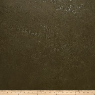 Fabricut Millbrook Faux Leather Forest