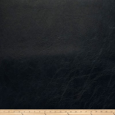Fabricut Millbrook Faux Leather Ink