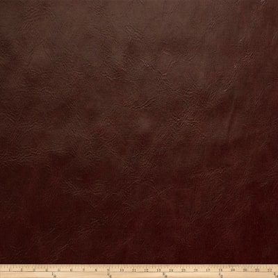 Fabricut Millbrook Faux Leather Chianti