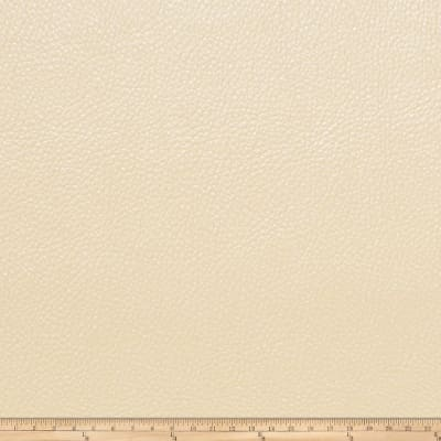 Fabricut Saratoga Faux Leather Pearl