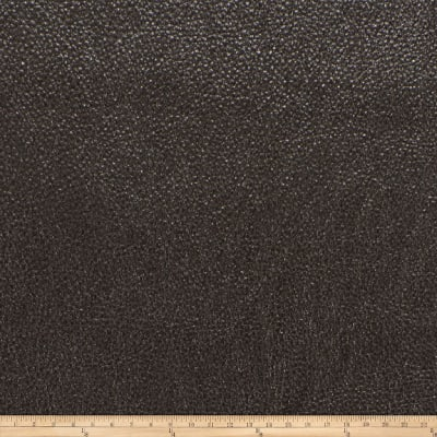 Fabricut Saratoga Faux Leather Espresso