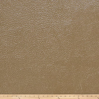 Fabricut Saratoga Faux Leather Cappuccino