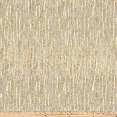 Fabricut Scoria Sequins Gold Dust