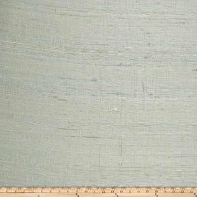 Fabricut Shalini Silk Ice Blue