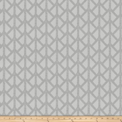 Trend 04387 Faux Silk Cloud Silver