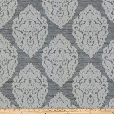 Trend 04448 Faux Silk Charcoal