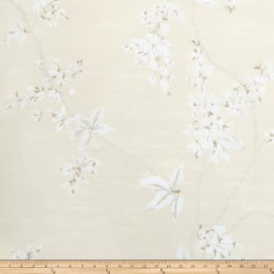 Fabricut Harcourt Wallpaper Ivory (Double Roll)