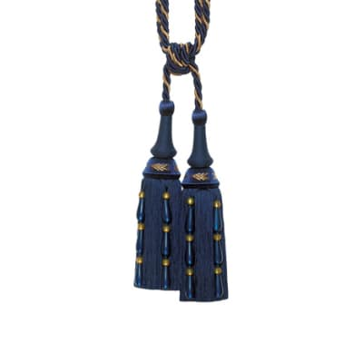 Ritz Paris Luxe Double Tassel Tieback Royal