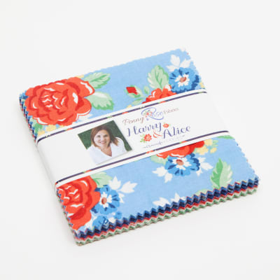 """Penny Rose Harry And Alice 5"""" Stackers 42 Pcs. Multi"""
