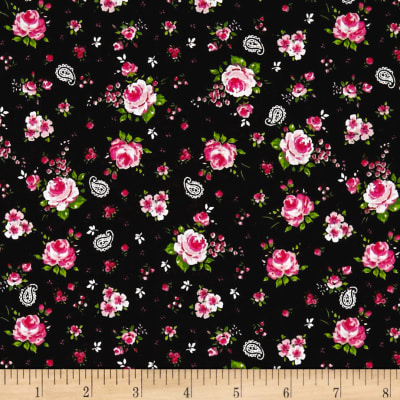 STOF France Mini Marjorie Noir Rose