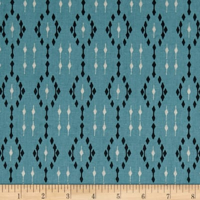 STOF France Mini Ikat Celadon