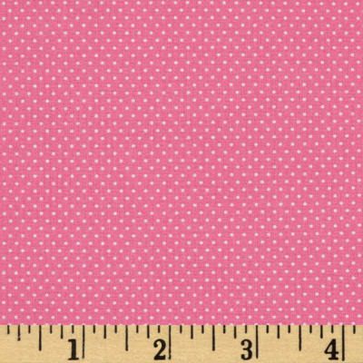 Pin Dots Rose Pink