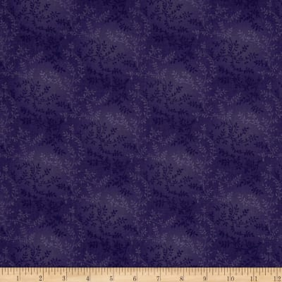 "108"" Wide Back Tonal Vineyard Purple"