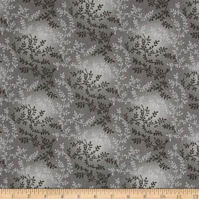"108"" Wide Back Tonal Vineyard Grey"