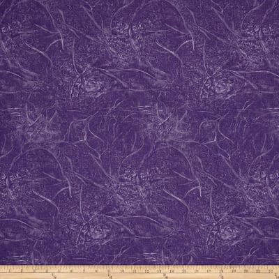 "108"" Wide Back Branches Blenders Purple"