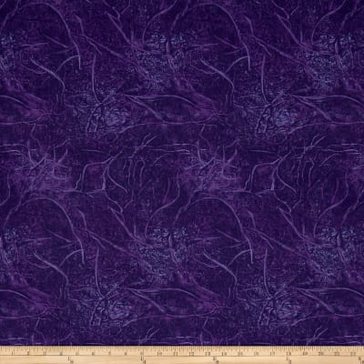 """108"""" Wide Back Branches Blenders Eggplant"""