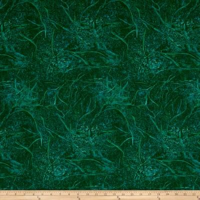 "108"" Back Wide Branches Blenders Kelly Green"