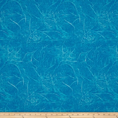 "108"" Wide Back Branches Blenders Azure"