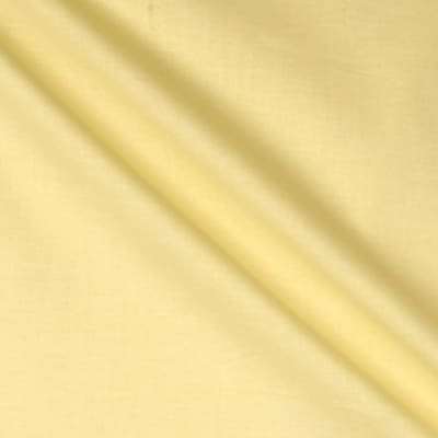 Fashion Solids Soft Yellow