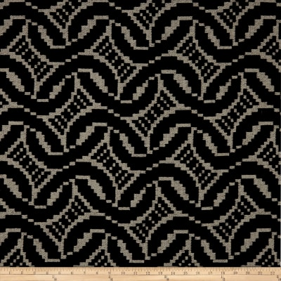 Artistry Patago Chenille Jacquard Onyx
