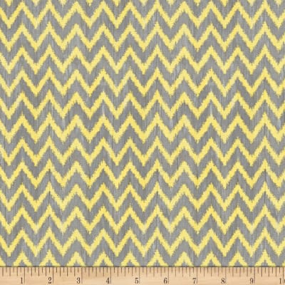 Wilmington To The Moon and Back Chevron Gray/Yellow