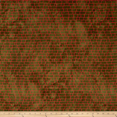 Riverwoods Great Wall Brick Brown/Pink