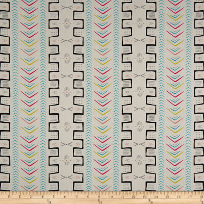 Art Gallery Capsules Craftbound Fabrics Sowing Trails Grey