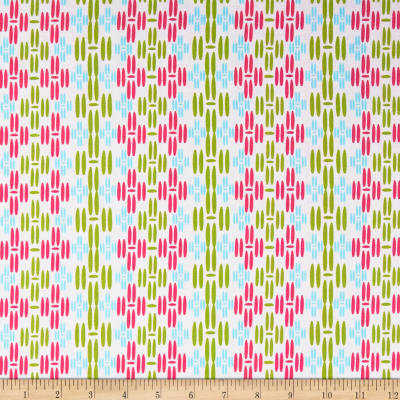 Paintbrush Studio Jump Ride Spin Oblong Shapes White/Pink/Blue/Green