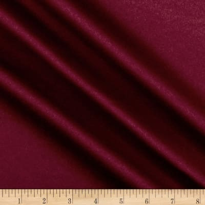 "Europatex 118"" Satin Wine"