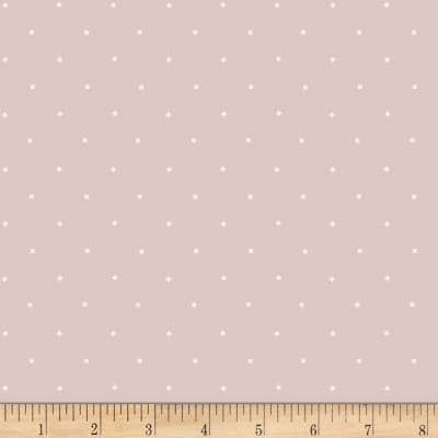 Henry Glass Flannel Bumble Garden Diamonds & Squares Gray