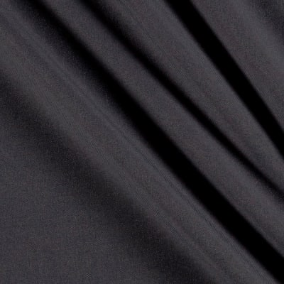 "58"" Polyester Poplin Charcoal"