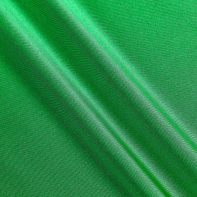 Activewear Spandex Knit Solid Green