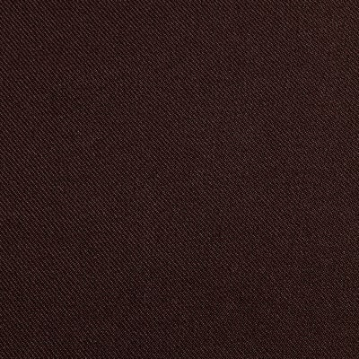 Gabardine Suiting Solid Brown