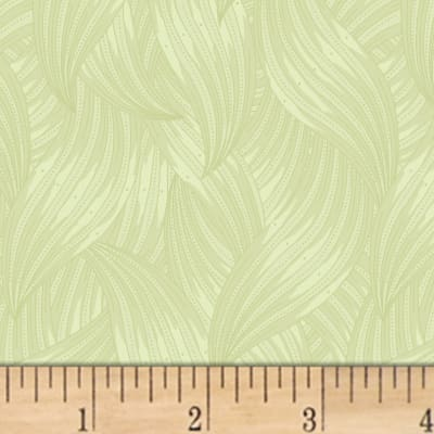 Mary Koval Colorwall Weave Light Green
