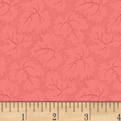 Mary Koval Colorwall Leaf Shell Pink