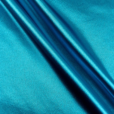 Heavy Crepe Back Satin Teal