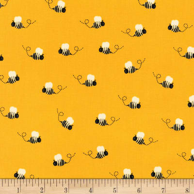 Kaufman What Do The Animals Say Sunflower Bees