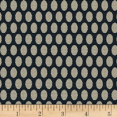 Judie Rothermel Scrappier Dots Beehive Dots Navy