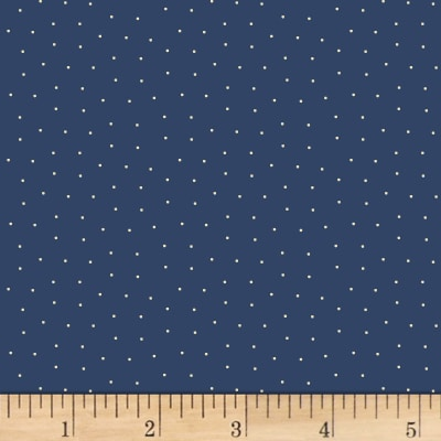 Judie Rothermel Scrappier Dots Pin Dots Blue