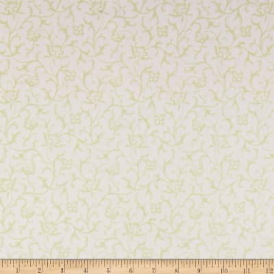 Maywood Studio Emma's Garden Tonal Scroll Cream