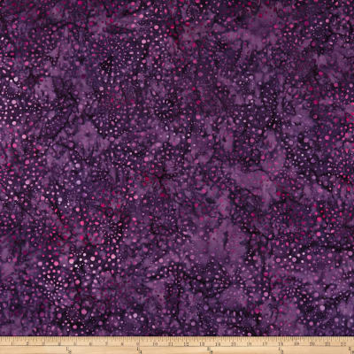 Wilmington Batiks Fireworks Purple/Pink