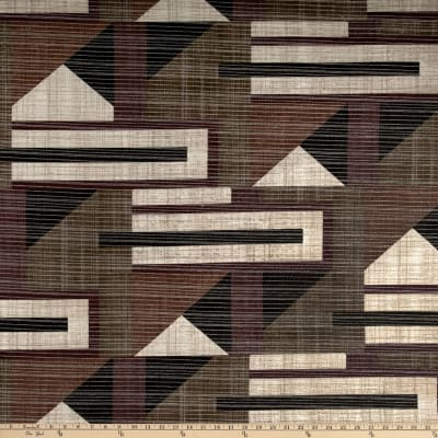 Springs Creative Latitude Chenille Redwood